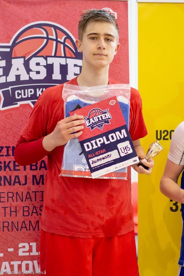 Vincent Zurawski All Star Klatovy 2019